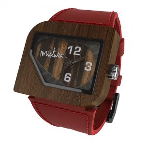 Avanti, Red Pui Ebony, Wood Watch