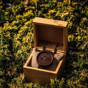 Avium Ovi Watch gift box, watches wooden