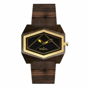 Mistura Wood Watch