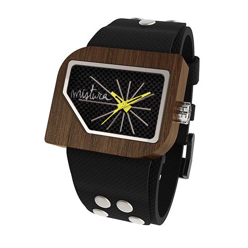 mistura pellicano collection watches wooden