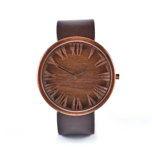 Ovi Watch - The Prunus, front view