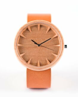 Ovi Watch - Tectona, Watches Wooden