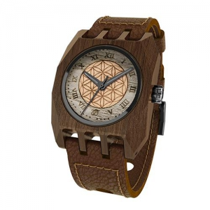 Volkano, Brown Pui Timber, Watches Wooden