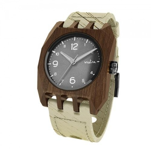 Volkano, Hollister Pui Classic Black, Watches Wooden