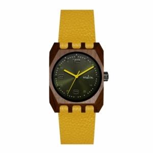 Mistura Volkano Collection Wood Watch