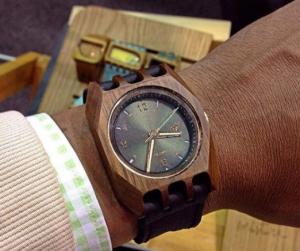 Mistura Volkano, Watches Wooden