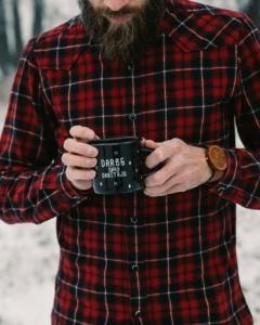 Grandis Ovi Watch, winter gift
