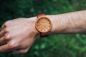 grandis ovi wood watch