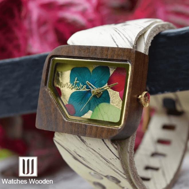 Mistura Watch Watches Wooden