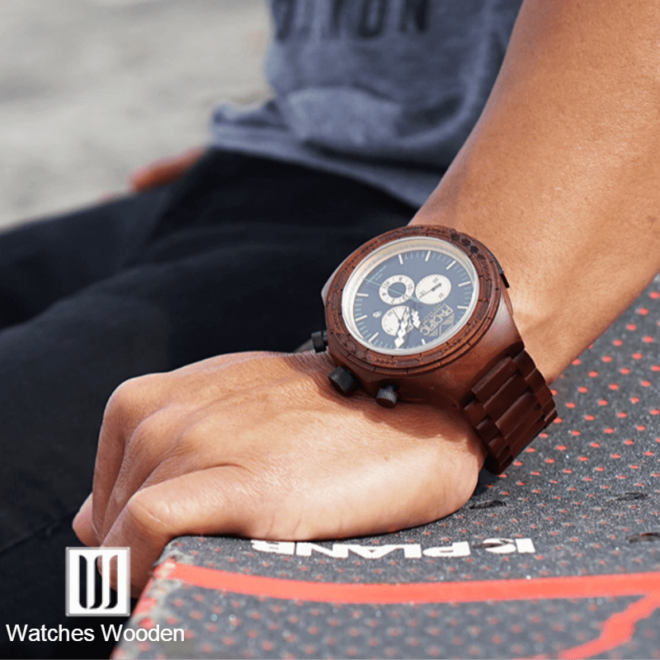 Wood Watch, Skateboarding