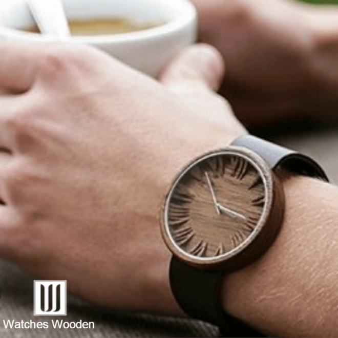 Watches Wooden, OVi Watch
