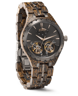 Black Palm, Watches Wooden
