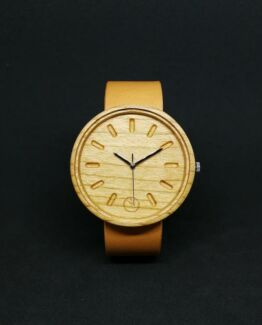 Acernus Wood Watch