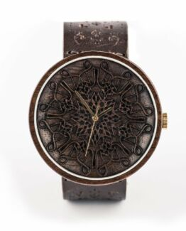 Basileus Ovi Wood Watch