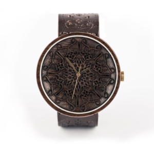 Basileus Ovi Wood Watch