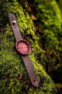 Nature Wood Watch Purpleheart