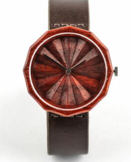 Ovi Rufus Wood Watch