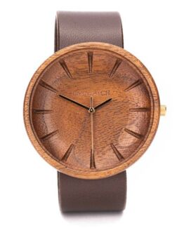 Argus Ovi Wood Watch