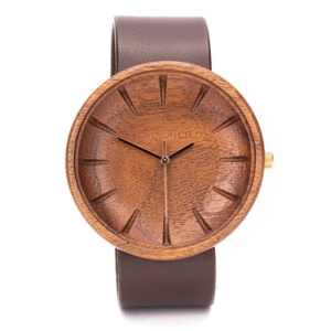 Argus Ovi Wood Watch