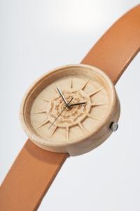Charon Ovi Wood Watch