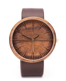 Curcus Ovi Wood Watch
