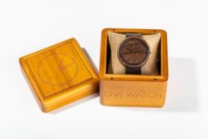 Curcus Ovi Wood Watch