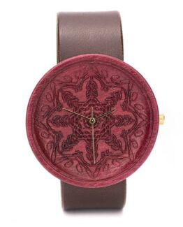 Grandeur Ovi Wood Watch