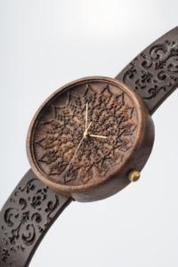 Zelus Ovi Wood Watch